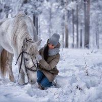 Сказочная зима :: Татьяна Пахомова