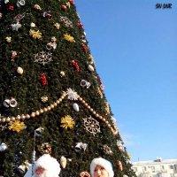 Поймай Деда Мороза! :: Наталья (ShadeNataly) Мельник