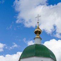 Свято-Троицкий храм :: Дмитрий Сиялов