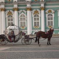 Карета подана...г.Саенкт-Петербург. :: нина