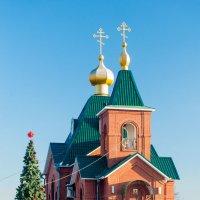 Храм Рождества Христова :: Кирилл Иосипенко