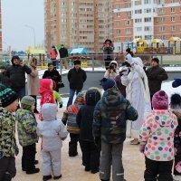Праздник двора на Псковской :: Центр Лидер