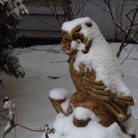 Снег идет, снег идет ... :: Андрей Лукьянов