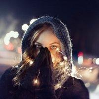 Ночной город :: Татьяна Пахомова