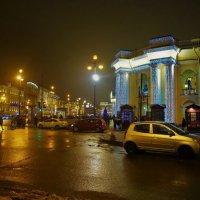 В городе моем... :: Sergey Gordoff