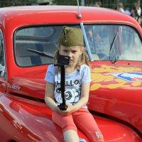 маленькая фото-графиня :: Олег Лукьянов