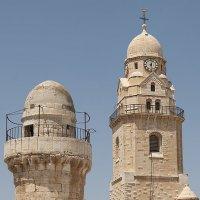 """Из серии: """"Храмы Иерусалима"""" :: Aleks Ben Israel"""