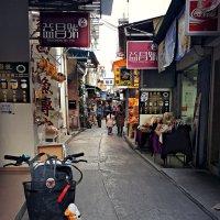 Рыбацкая деревня Тай О. Гонконг :: Tatiana Belyatskaya