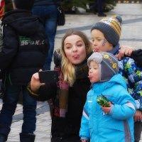 Веселое семейное селфи. :: Svetlana
