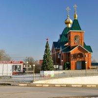 Храм Рождества Христова в городе Луховицы :: Кирилл Иосипенко