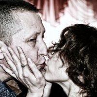 Поцелуй :: Евгений Юрков