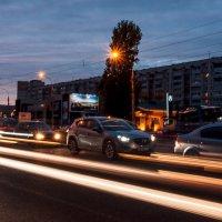 Ночной город :: Евгений Анисимов
