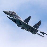 Су-35С :: Владимир Сырых