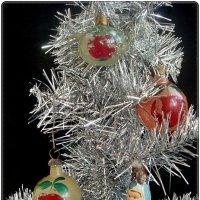 Ёлочные игрушки из 1956 года :: Нина Корешкова