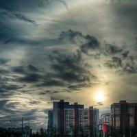 Питер небо :: Юрий Плеханов