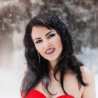 """Зимняя вишня"" :: Анжелика Маринченко"