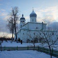 В Крыпецком монастыре :: Елена Павлова (Смолова)