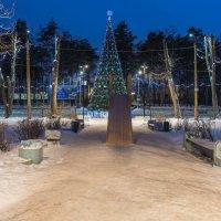 Накануне старого Нового года. :: Виктор Евстратов