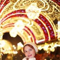 Новогодний портрет :: Фотохудожник Наталья Смирнова