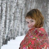 красотка :: Евгения Шикалова