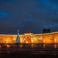 Palace square :: Aleksandr Tishkov