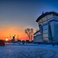Зимнее утро российского спорта :: Сергей Шаталов