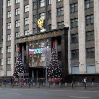 Новогодняя Москва :: Вера (makivera)