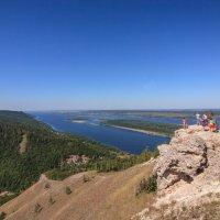 Гора Стрельная в Жигулевском заповеднике :: Евгений Анисимов