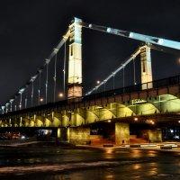 Крымский мост :: Анатолий Колосов