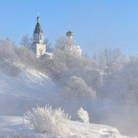 Морозное утро :: Ирина Бирюкова