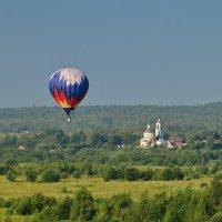 Воздушный шар :: Ирина Бирюкова