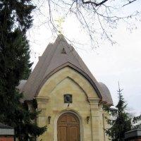 Православный приход храма Спаса Нерукотворного Образа на Дороге жизни :: Ирина ***