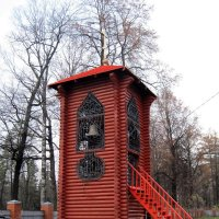 Звонница при храме Спаса Нерукотворного Образа :: Ирина ***