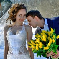 Зимняя свадьба! :: Натали Пам