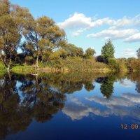 На реке :: Анцупов Сергей