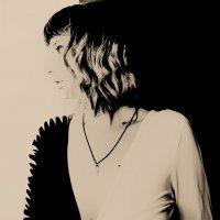 Мари чёрное и белое :: Роза Бара