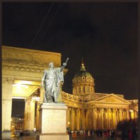 Вечером у Казанского собора... :: vadim