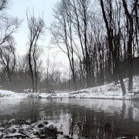 река Сетунь :: Денис Масленников
