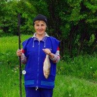 рыбачка :: леонид логинов