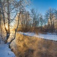 Утренний туман :: vladimir Bormotov