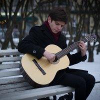 Юный музыкант :: Андрей Резюкин