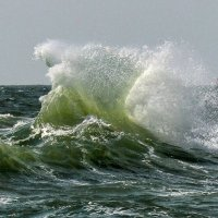 шторм на Атлантическом берегу :: Георгий