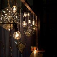 Лампочки-фонарики :: Александр Род