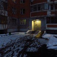 Мой вечерний моцион :: Андрей Лукьянов