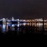 дворцовый мост :: Дмитрий Лупандин