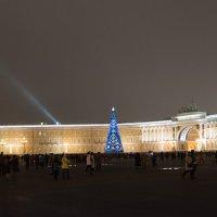 дворцовая площадь :: Дмитрий Лупандин