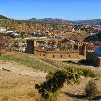 Панорама города и крепости. Судак :: Marina Timoveewa