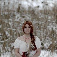 Краски зимы :: Юля Грек