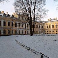 Зима в Питере. :: Марина Харченкова