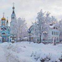 храм св. Татияны :: Михаил Николаев